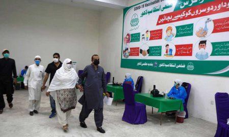 Pakistan coronavirus 2021