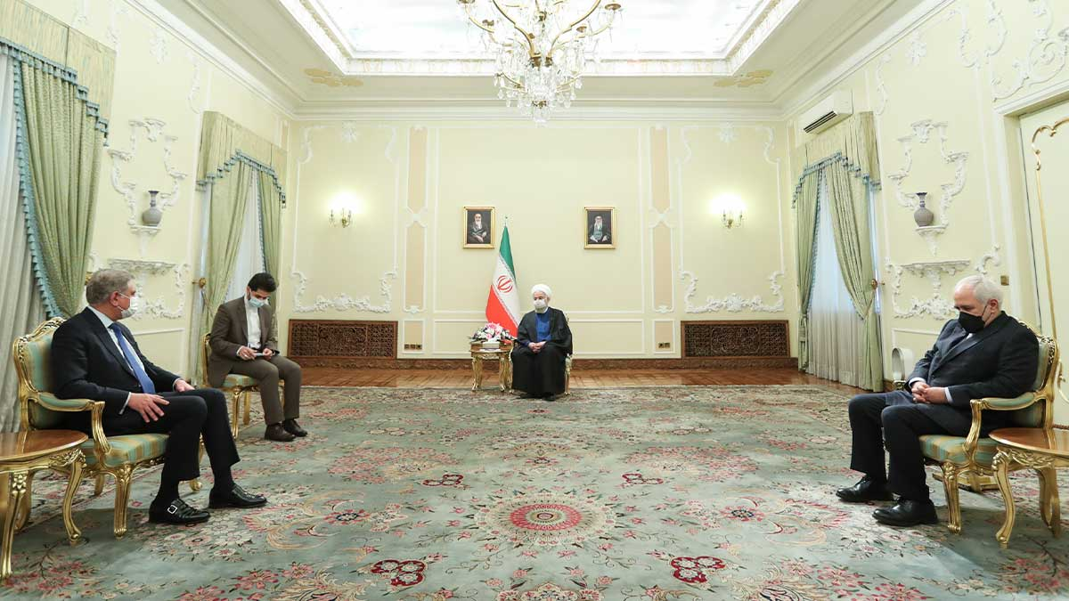 Rouhani Pakistan