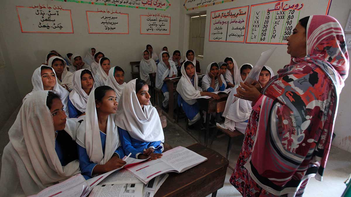 Sindh educational institutions