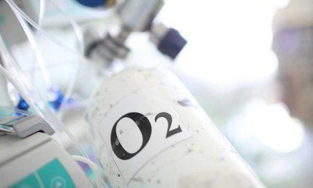 hospitals oxygen consumption