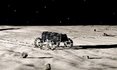 iSpace UAE rover