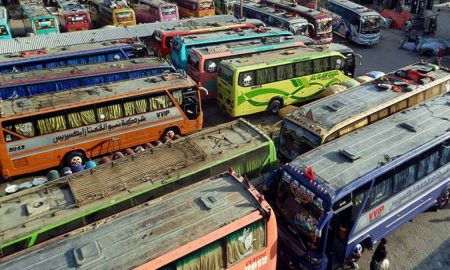 Inter-provincial transport