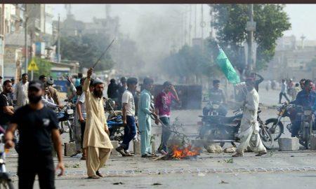 Tehreek-e-Labbaik Pakistan (TLP)