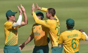 South Africa beats Pakistan