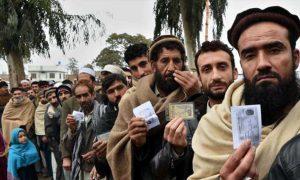 smart Afghan refugees