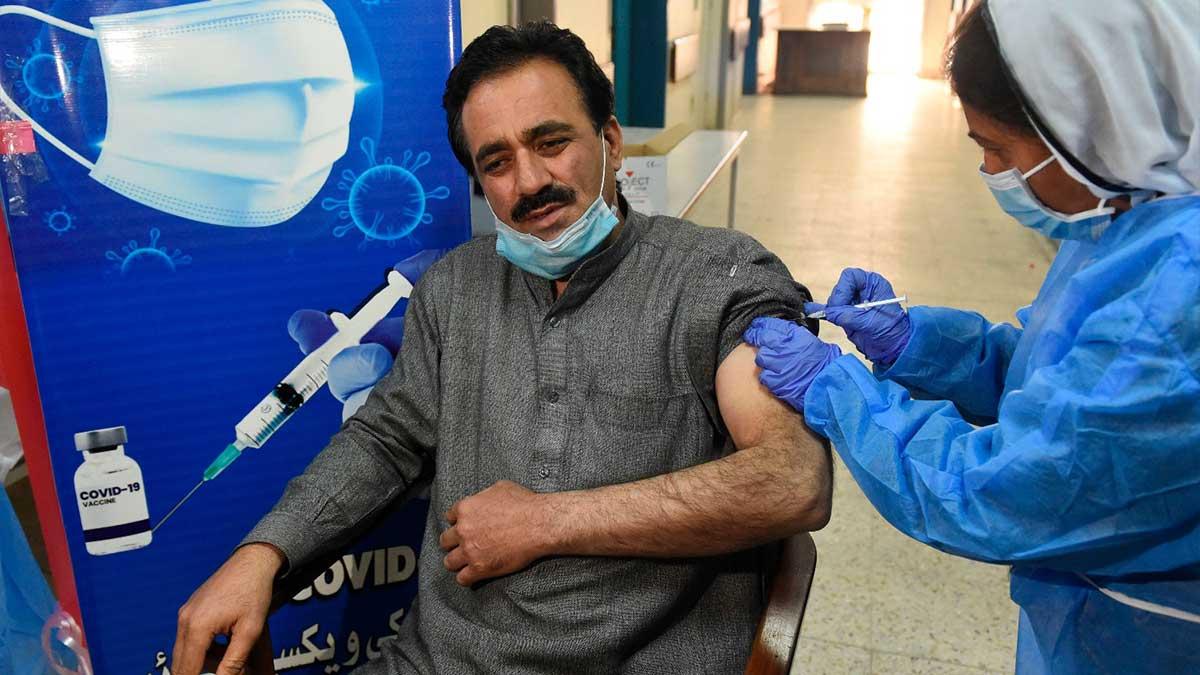 vaccinate Pakistan