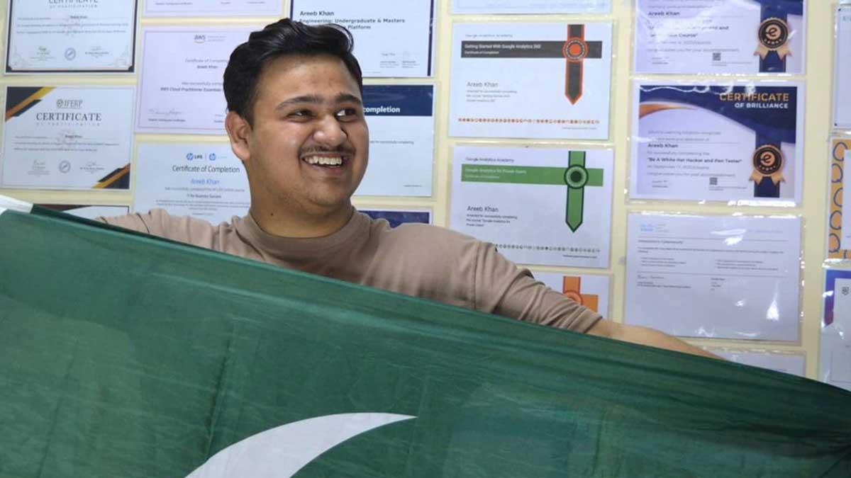 Areeb Khan