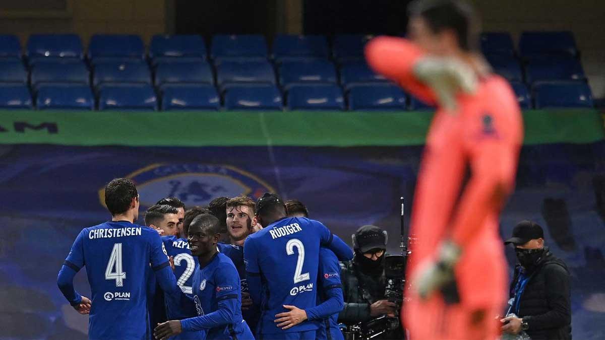 Chelsea final