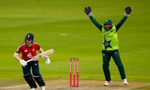 England to tour Pakistan