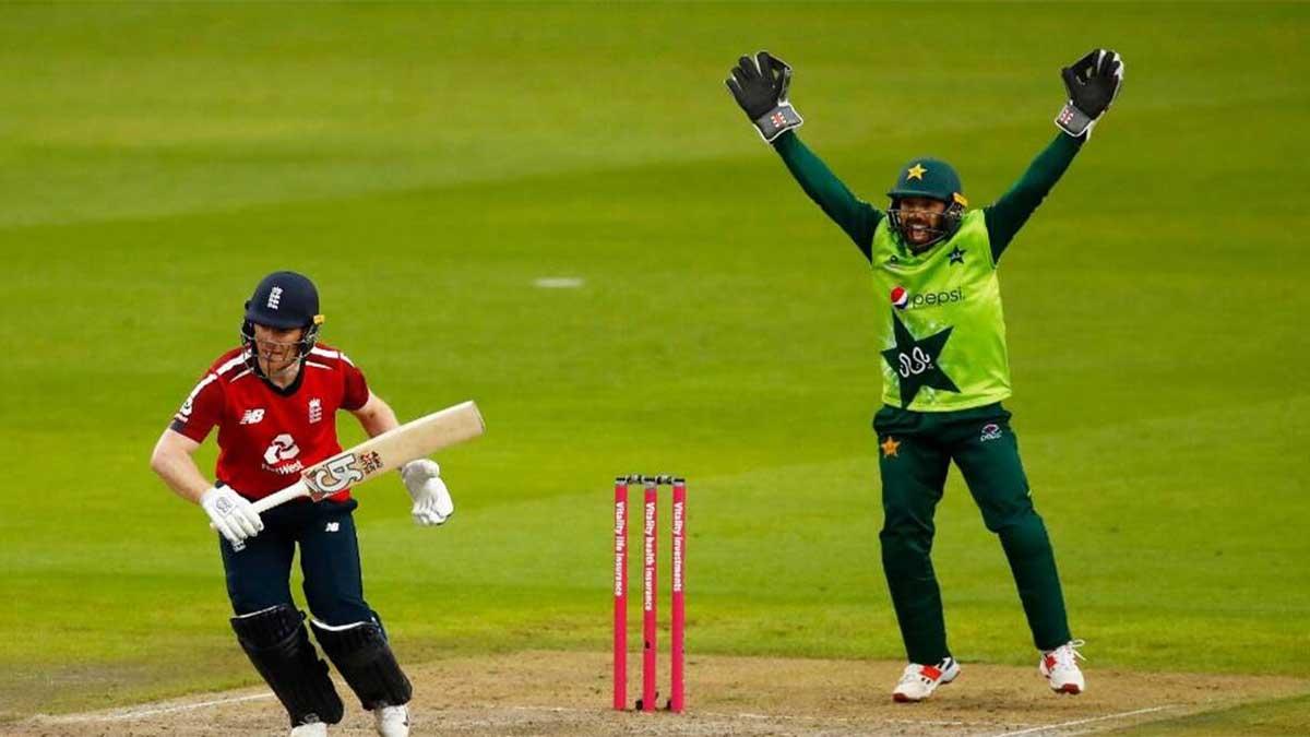 England to tour Pakistan
