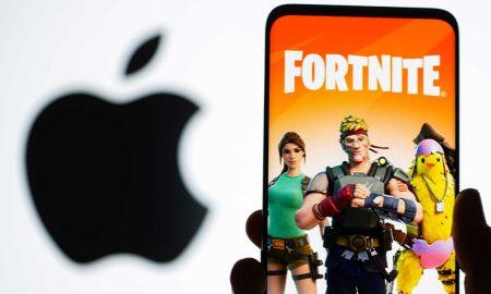 Fortnite Apple