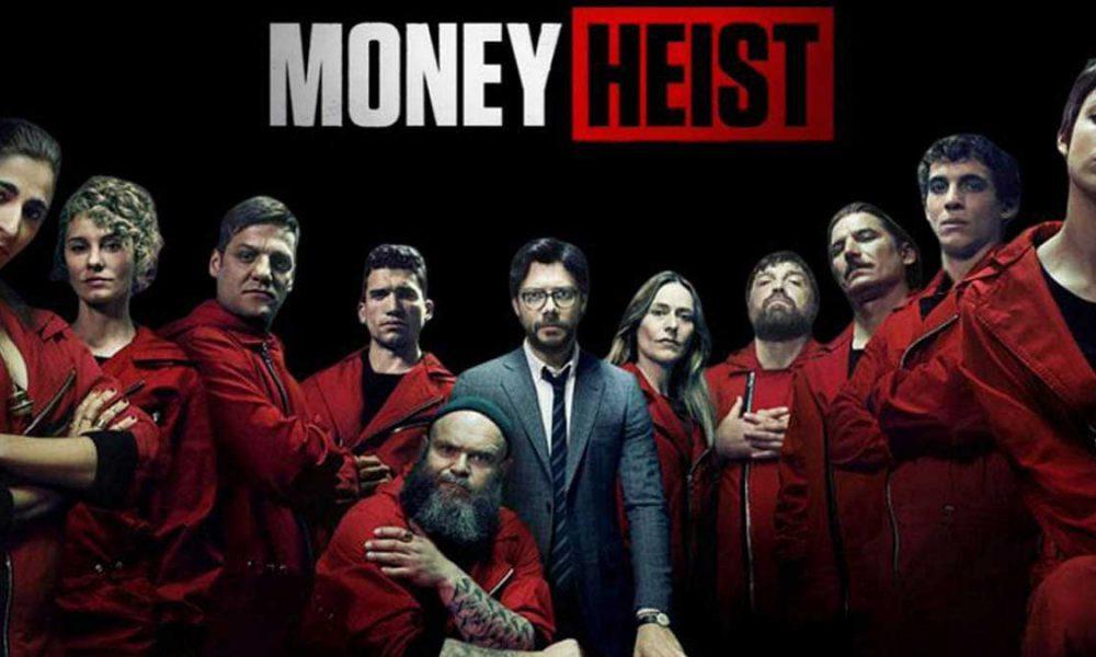 Money Heist season