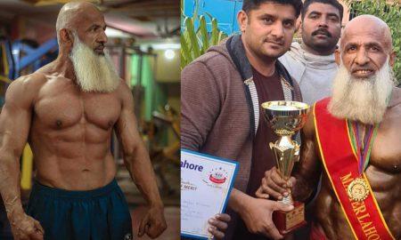Waheed bodybuilder