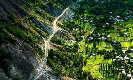 package for Gilgit Baltistan