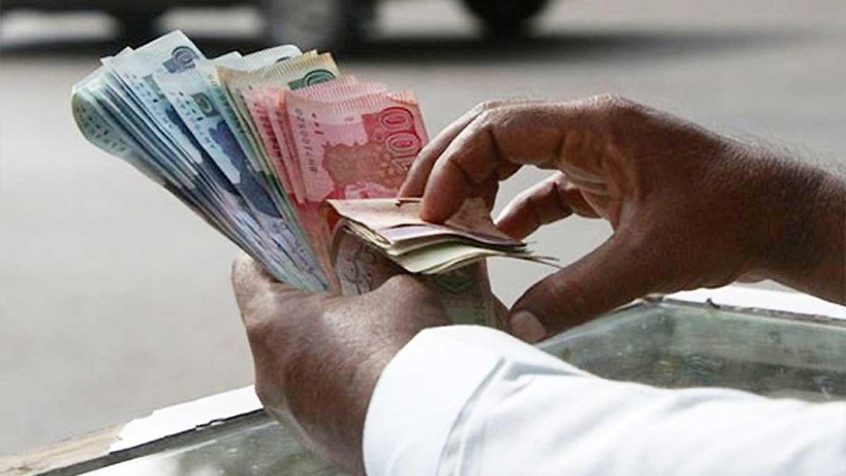 surplus current account