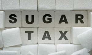 taxes on sugar beverages