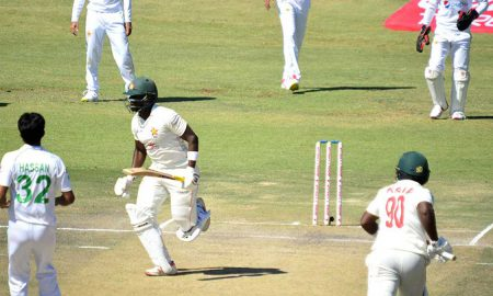 whitewash Zimbabwe