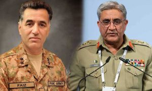 Army chief, DG ISI