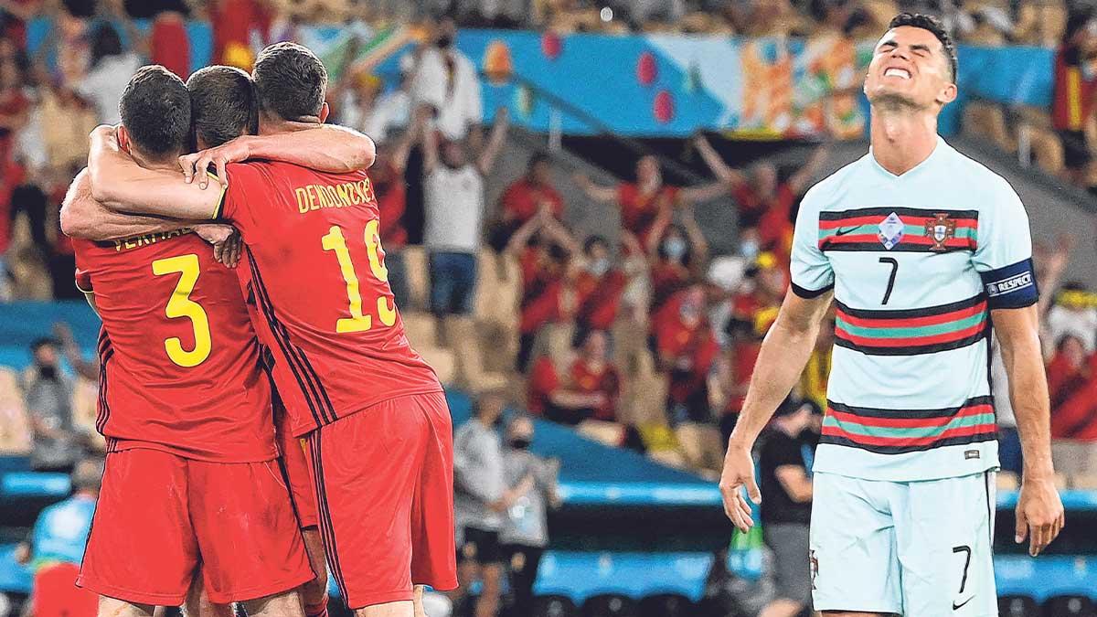Belgium Portugal