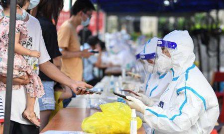 China vaccine doses