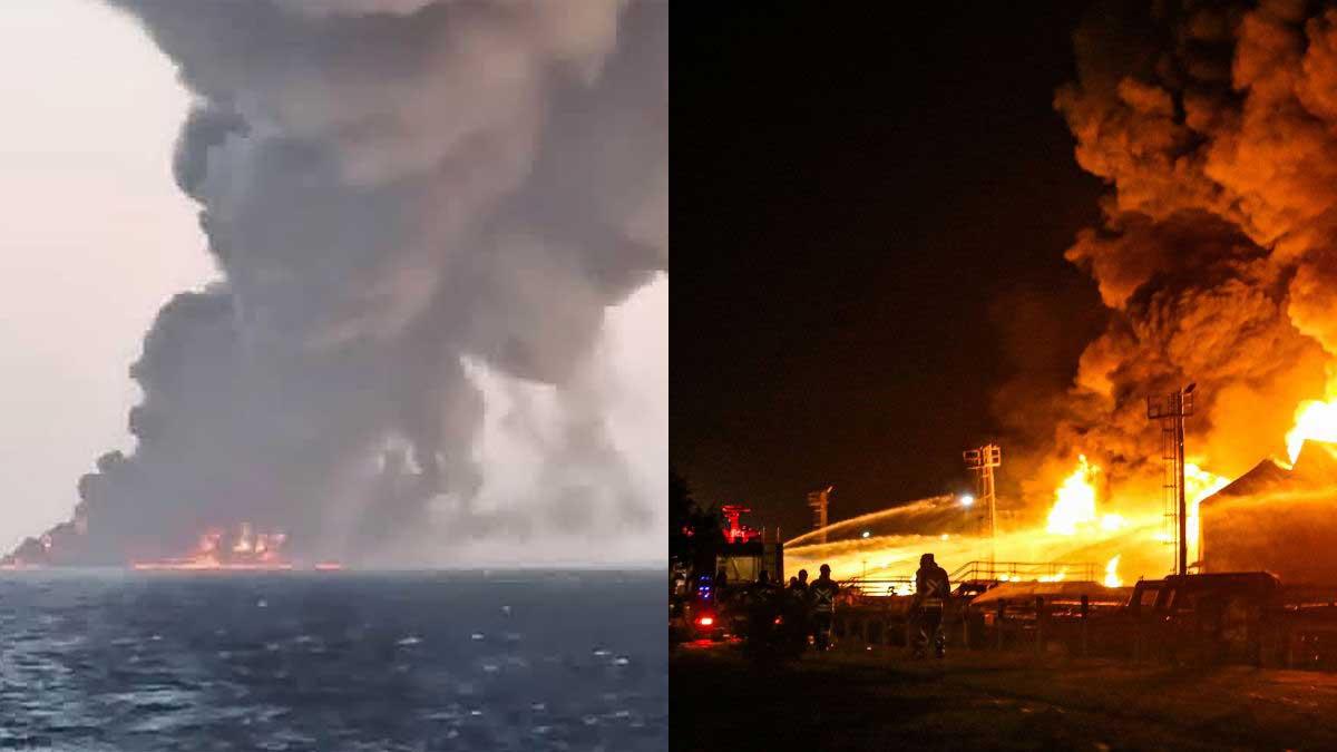 Iran fires