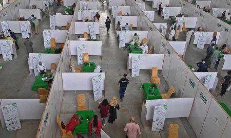 Islamabad vaccine doses