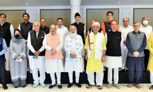 Kashmiri leadership