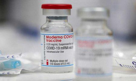 Moderna vaccine to Pakistan