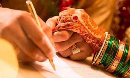 Nikkah registration process