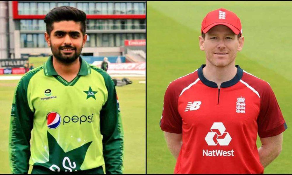 Pak vs Eng series
