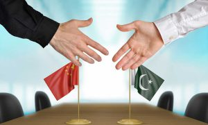 Pakistan Chinese visa