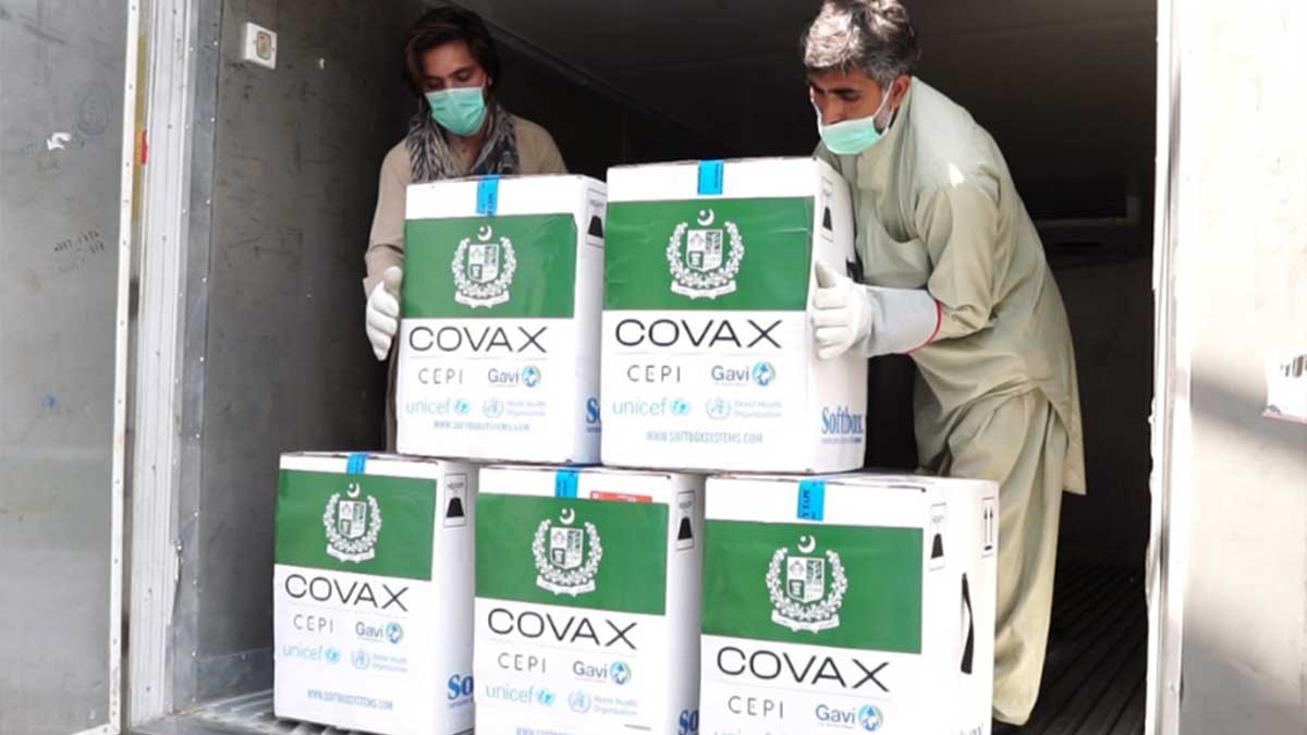 Pakistan Pfizer