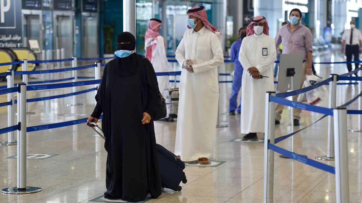 Saudi travel