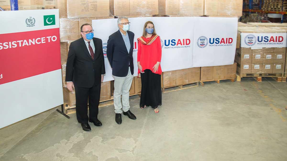 USAID Covid