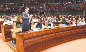budget Sindh