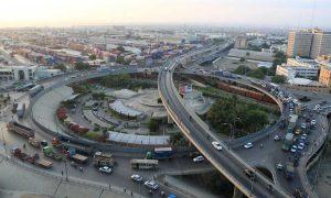 development of Karachi