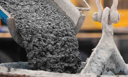 sales of cement