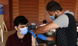 second dose of vaccine