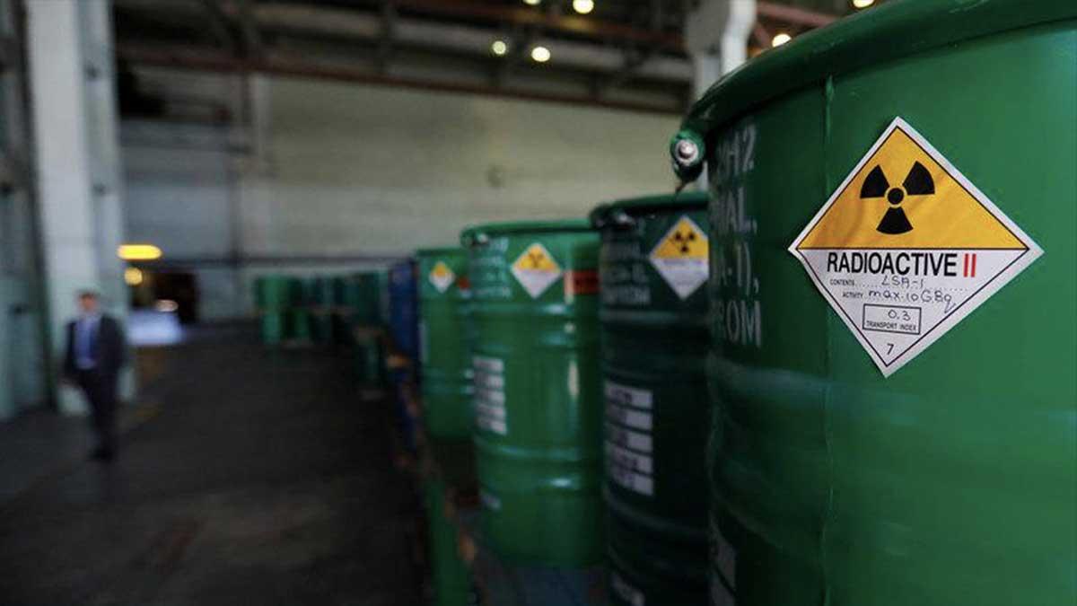 uranium in India