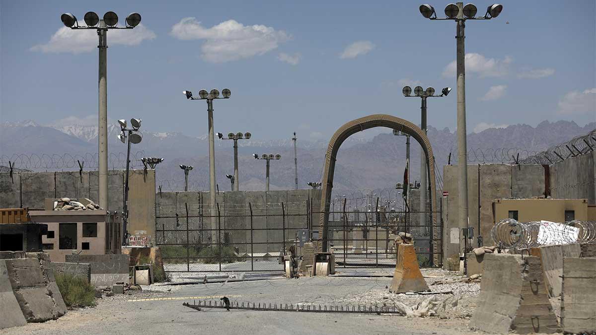 Bagram air base