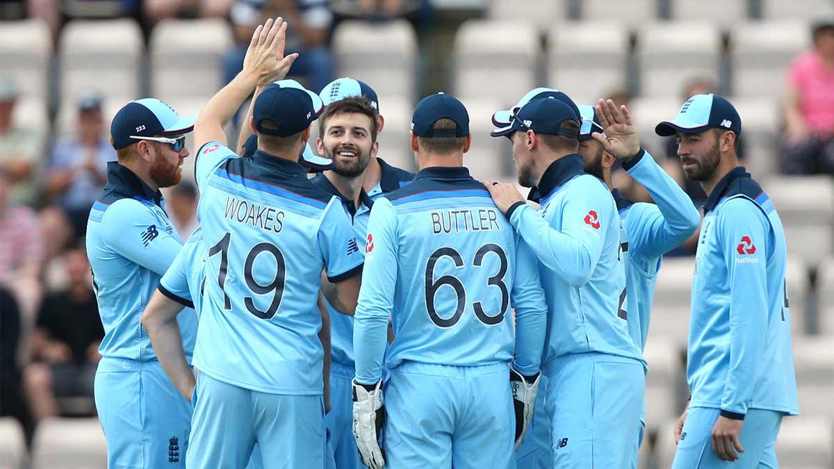 England T20I squad