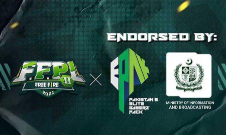Free Fire Pakistan League