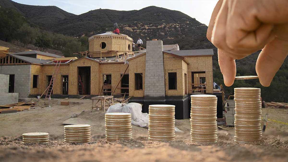 Housing construction finance