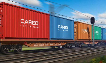 Karachi Railways freight