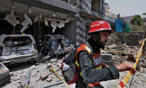 Lahore bomb attack