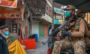 Pakistan Army Delta