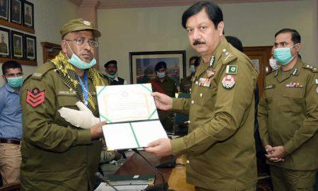 Punjab Police Internship