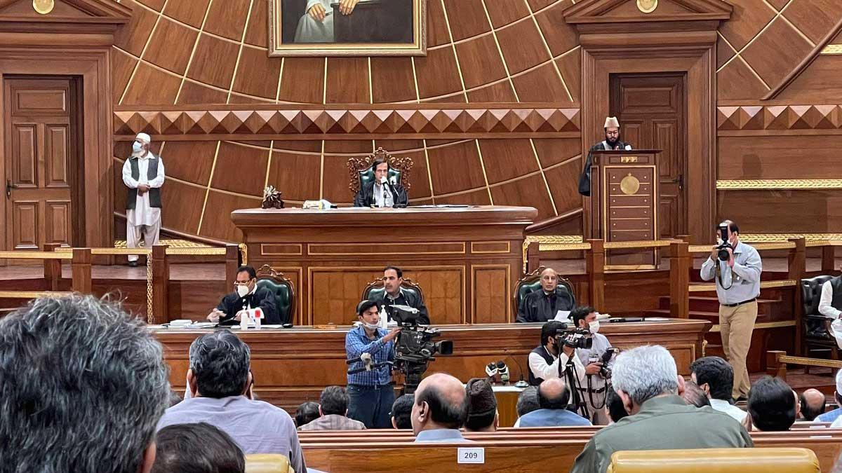 Punjab arrest power
