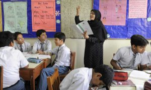 Punjab intern teachers