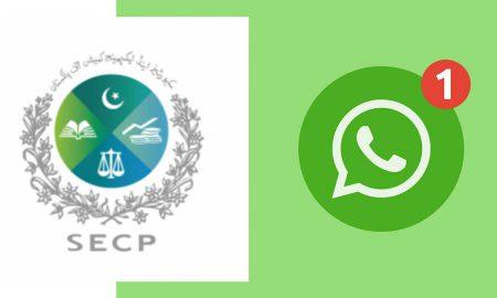 SECP WhatsApp
